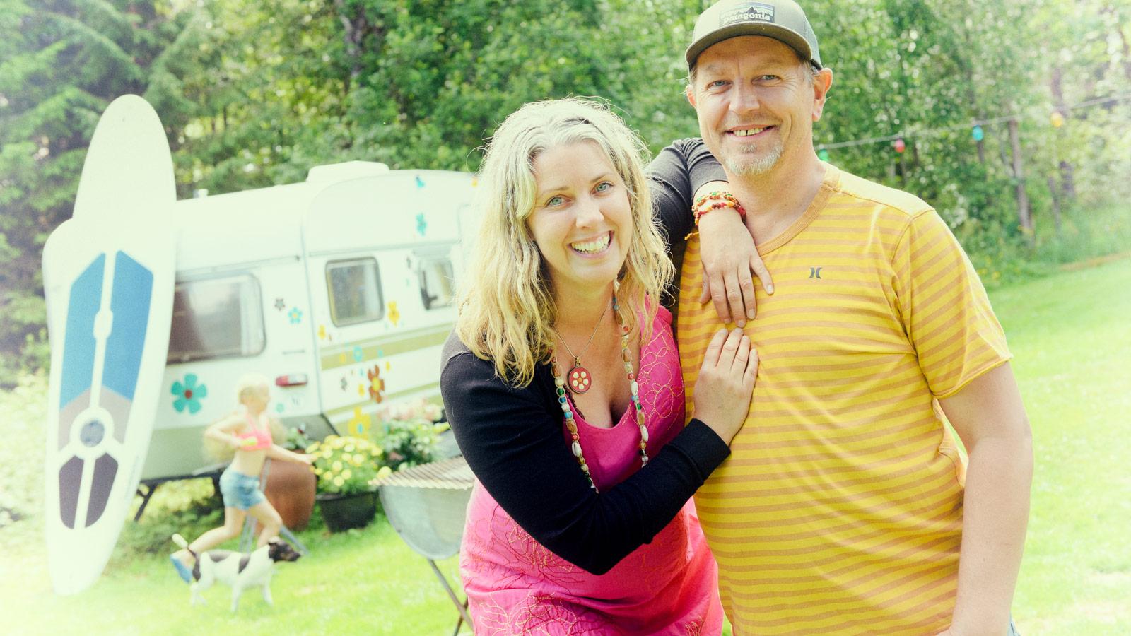 Villvann - Tomman og Linda